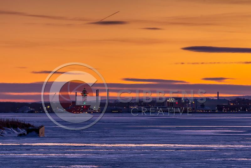 Frozen Bayfront 1 4 14