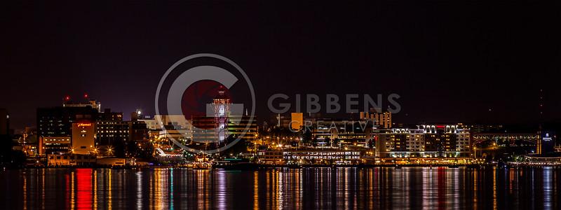 Celebrate Erie 2013 Bayfront Before Fireworks 16 x 6