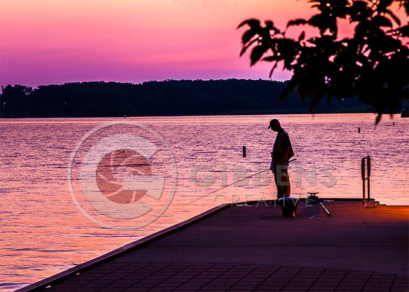 Bayfront Fisherman