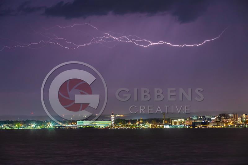 Bayfront Lightning from PI