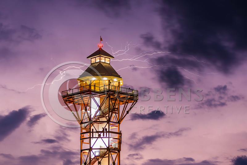 Bi Tower Lightning Tight