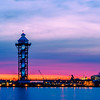 Bicentenial Tower Pano Crop