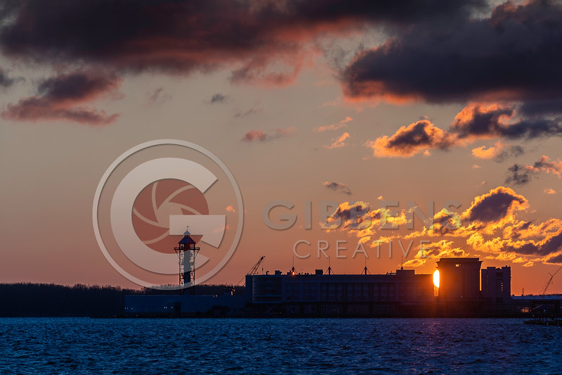 Liberty Park Sunrise 2020