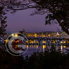 Niagara Pier After Dark 8 x 10