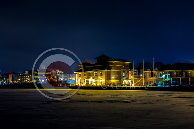 Erie Water Works Ice