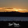 188  G Willapa Bay Sun Rising