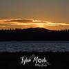186  G Willapa Bay Sun Rising