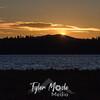 189  G Willapa Bay Sun Rising
