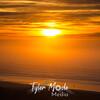 276  G Cape D Sunset Mist Person on Beach