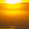 273  G Cape D Sunset Mist Person on Beach V