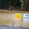 53  G Road Closed Signs Closer