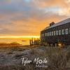 78  G Oysterville Sunrise