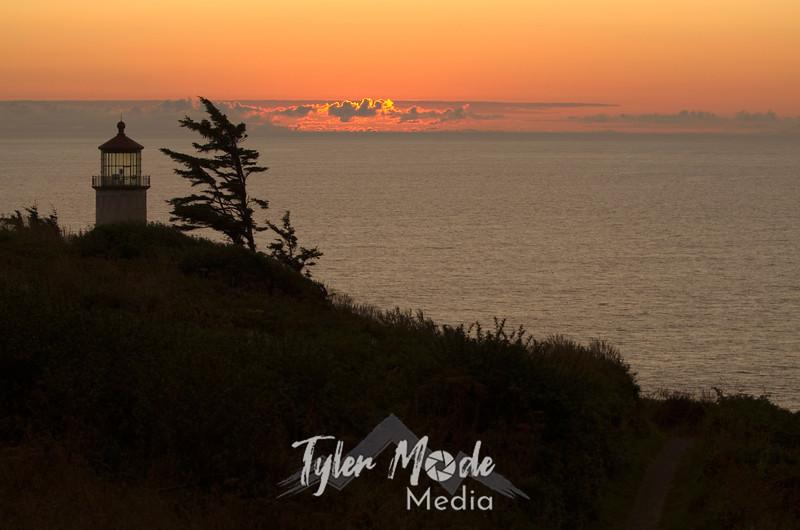 271  G North Head LH Sunset