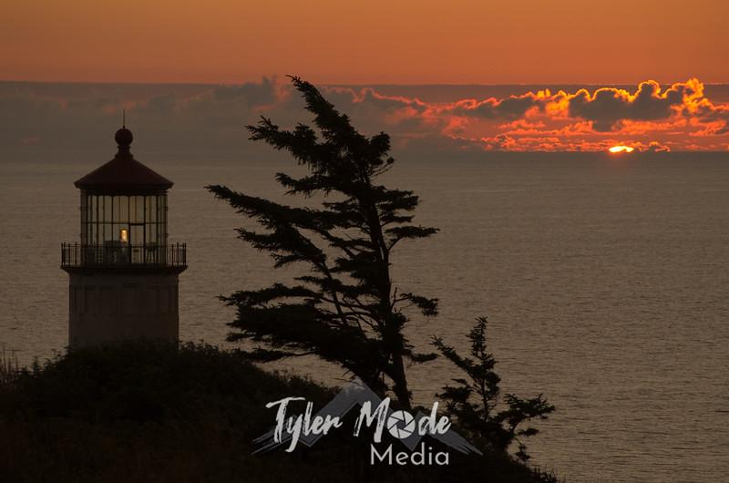 248  G North Head LH Sunset