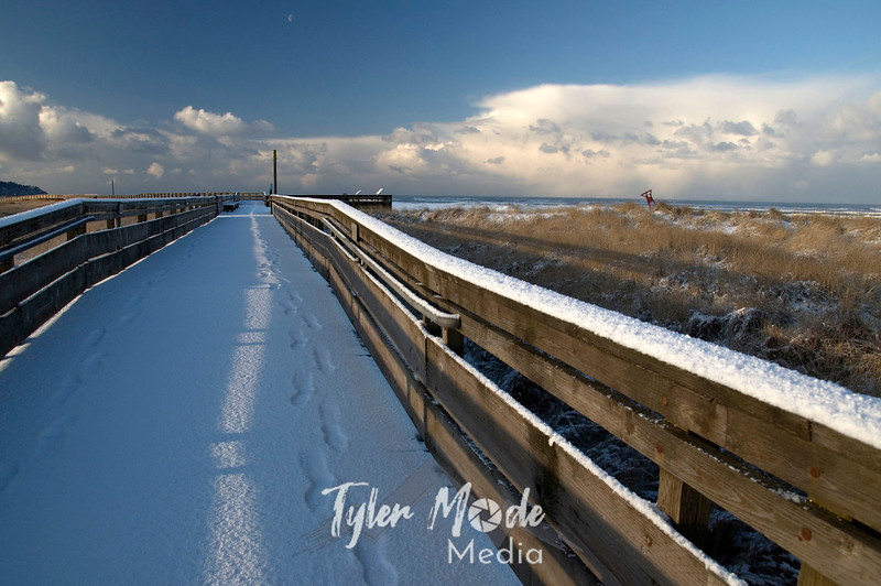 167  G Boardwalk and Snow