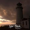 73  G North Head Lighthouse Sunset