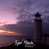 180  G North Head Lighthouse Sunset