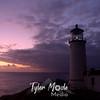 180  G North Head Lighthouse Sunset