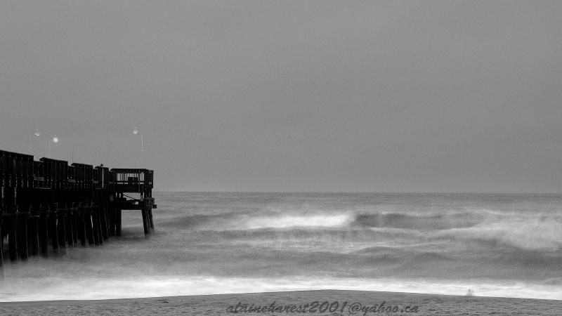 Pier et plage