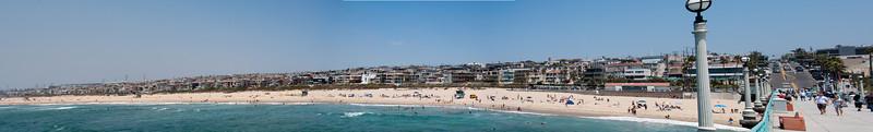 Manhattan Beach Panorama