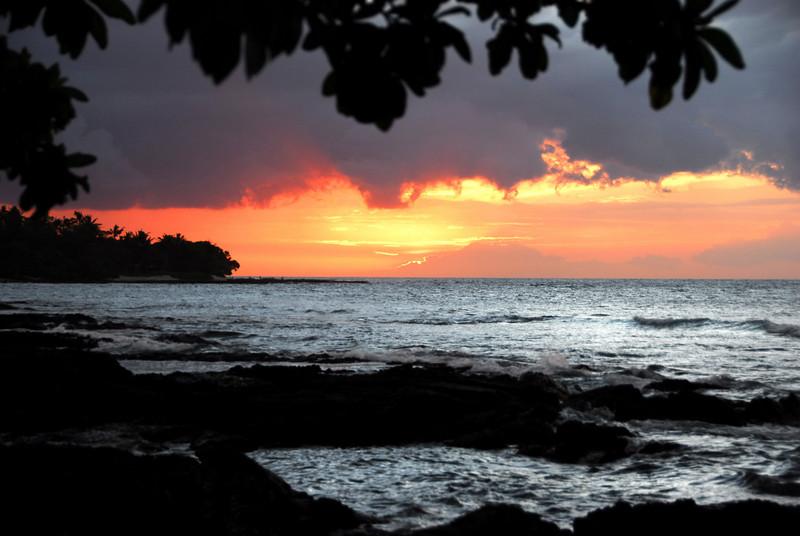 Punaho Sunset IV - Kona, Hawaii 2008