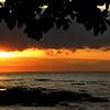 Punaho Sunset III, Kona, Hawaii 2008