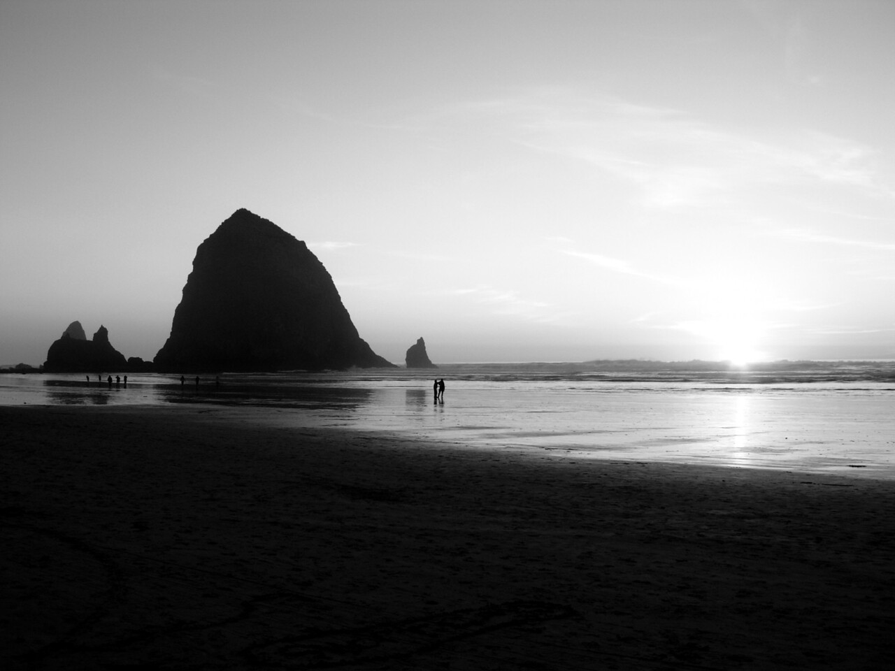 Haystack Rock - Cannon Beach, OR 2007