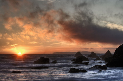 Dillon Beach Sunset
