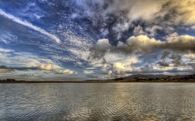 Schollenberger Lake Sunset