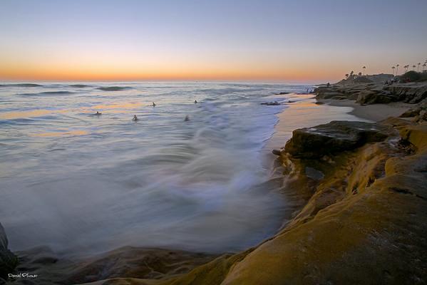 La Jolla Surfing