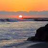 Sunset, Oceanside