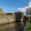 Beaumaris Castle - Anglesey - Wales (February 2018)