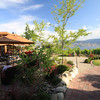 Okanagan / West Kelowna - Quail's Gate Estate Winery.  The restaurant is on the right side (open for lunch and dinner).