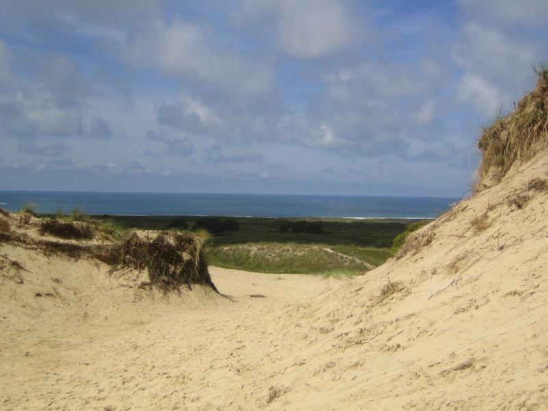 Sand Dunes at St Ouens