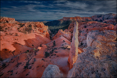 Excursion to sunrise at Lava Flats and a Day Hike Arounf Fairyland at Bryce Canyon.