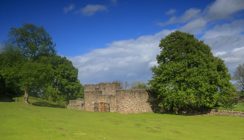 Beeston Castle - Cheshire (May 2014)