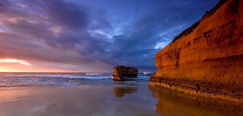 Bird Rock Sunrise