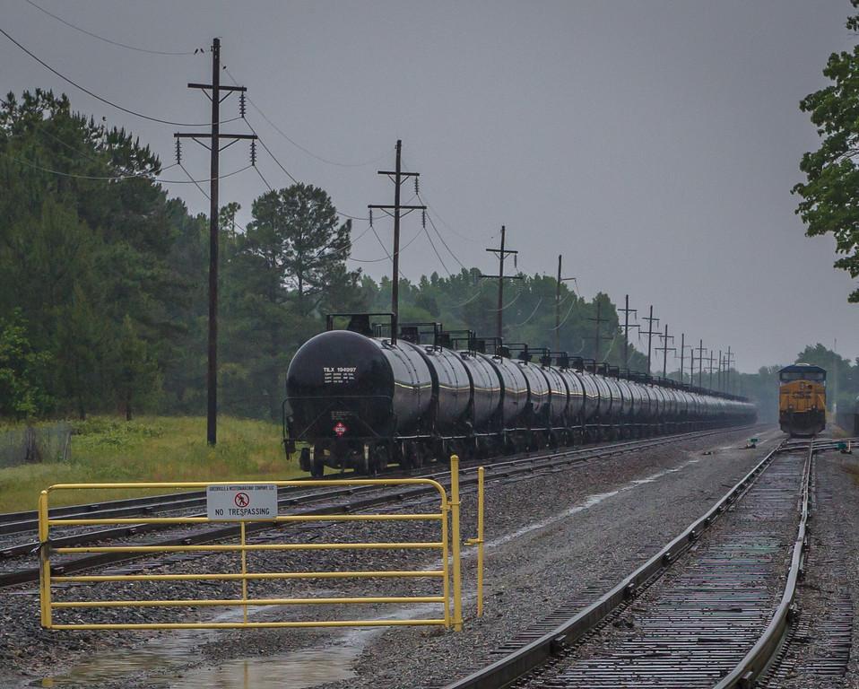 Belton Train Yard