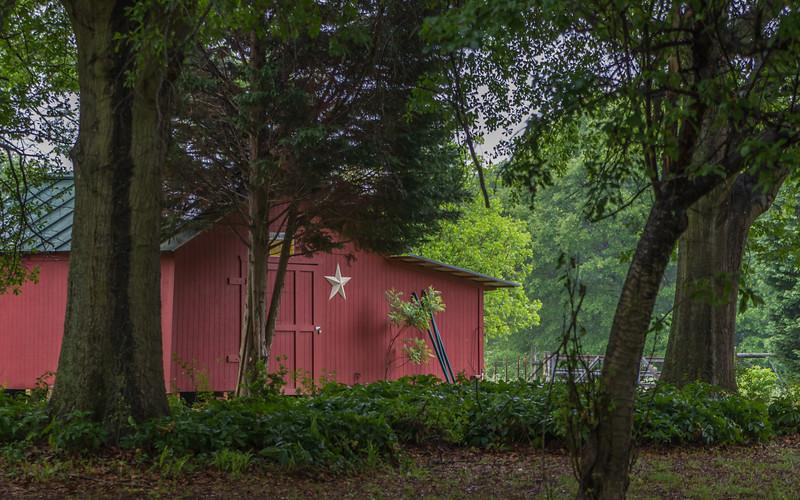 Nana & Papa's Barn