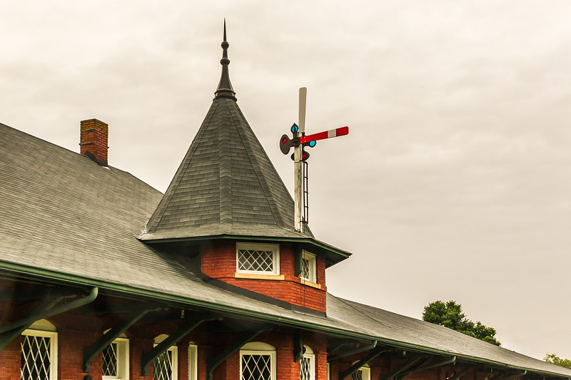 The Belton Train Depot…now Home of the SC Tennis Hall of Fame
