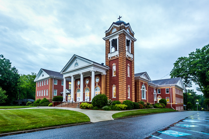 Belton First Baptist