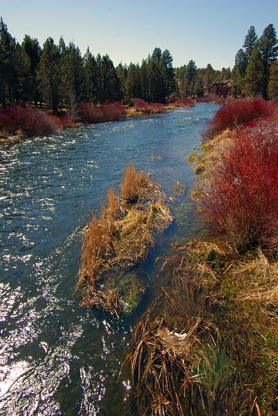 Tumalo Creek - Near Bend Oregon