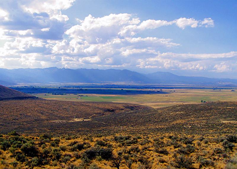 High Plateau - Near Bend Oregon