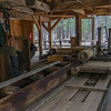 Steam Sawmill