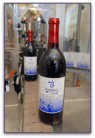 Benignas winery