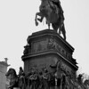 Statue to Frederick the Great