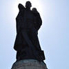Early in the morning, with the sun directly behind the statue provided an almost halo like effect.