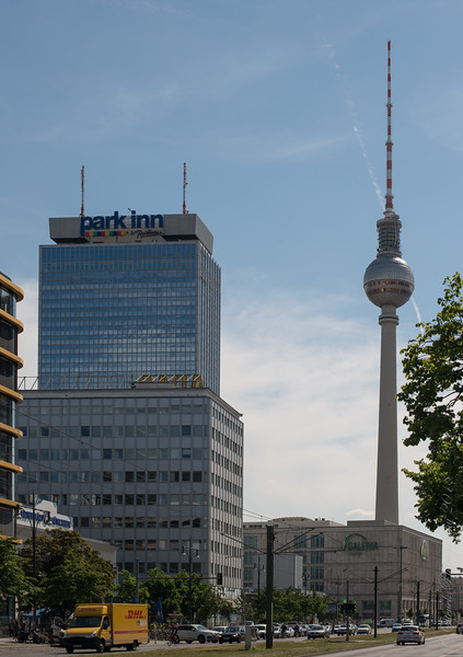 View of the Fernsehturm