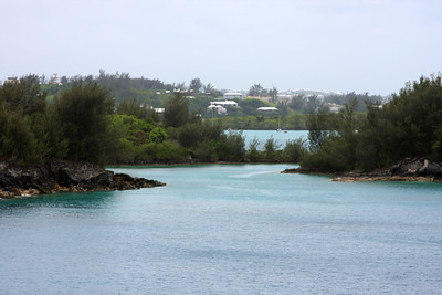 St. George's bay at day.