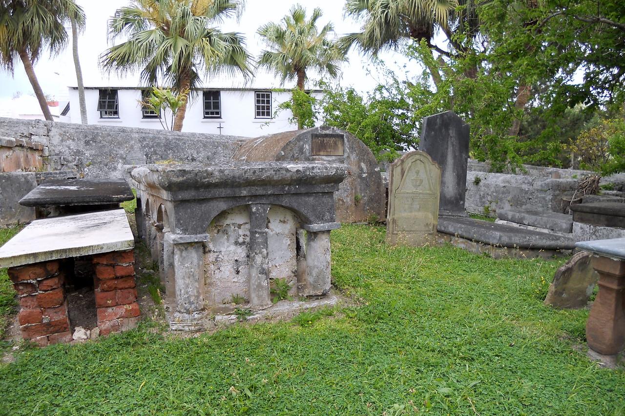 Graveyard, St. George